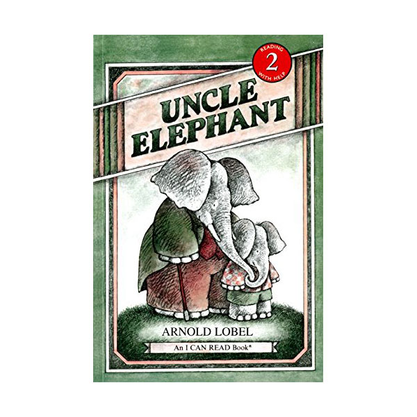 RL 2.6 : I Can Read Book Level 2 : Uncle Elephant (Paperback)