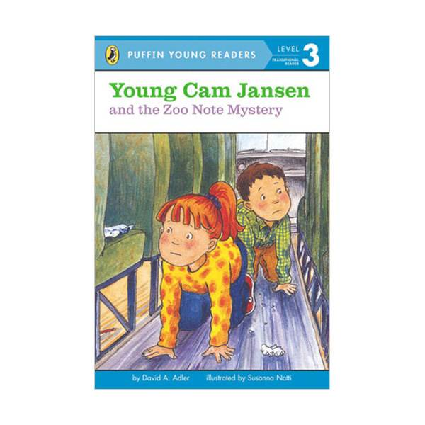 RL 2.6 : Puffin Young Readers Level 3 : #09. Young Cam Jansen and the Zoo Note Mystery (Paperback)
