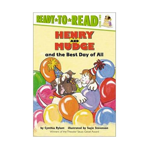Ready To Read Level 2 : Henry and Mudge and the Best Day of All (Paperback)
