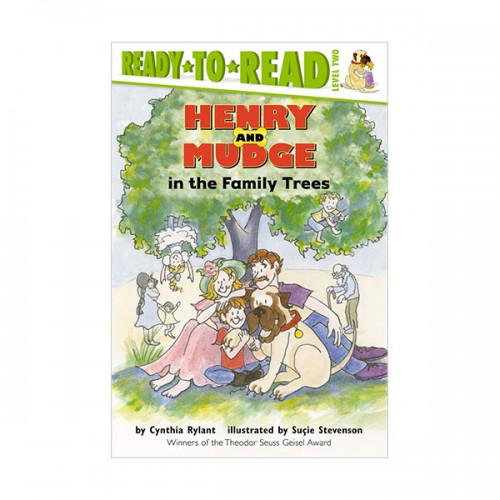 Ready To Read Level 2 : Henry and Mudge in the Family Trees (Paperback)