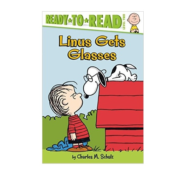 RL 2.6 : Ready To Read 2 : Peanuts : Linus Gets Glasses (Paperback)