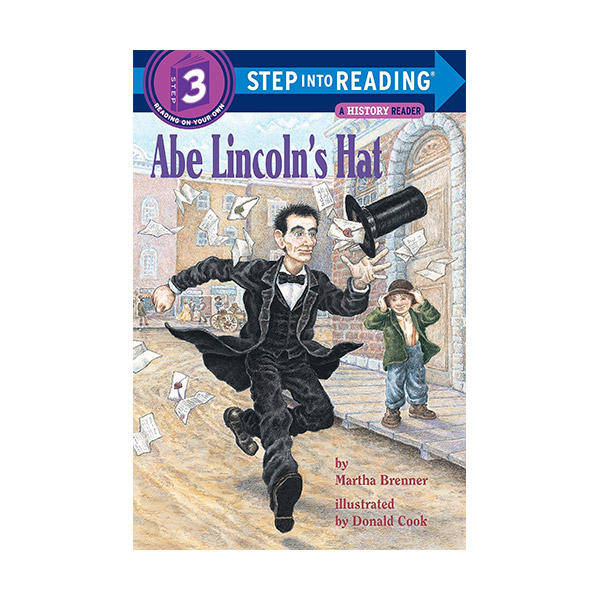Step Into Reading 3 : Abe Lincoln's Hat (Paperback)