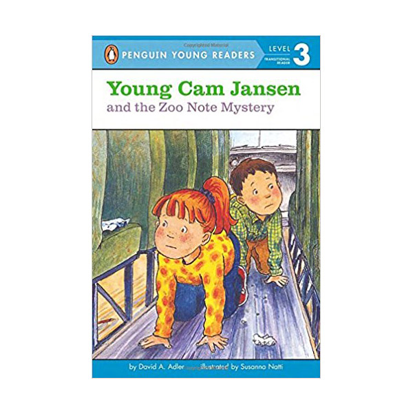 Penguin Young Readers Level 3 : Young Cam Jansen and the Zoo Note Mystery (Paperback)