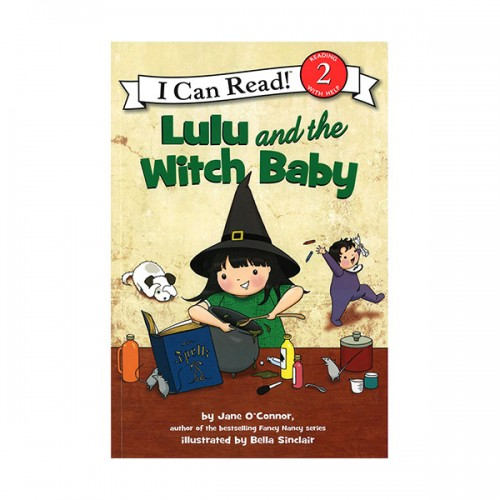 I Can Read Level 2 : Lulu and the Witch Baby (Paperback)