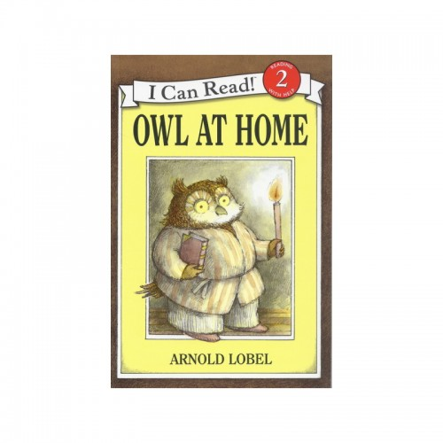RL 2.7 : I Can Read Book Level 2: Owl at Home (Paperback)
