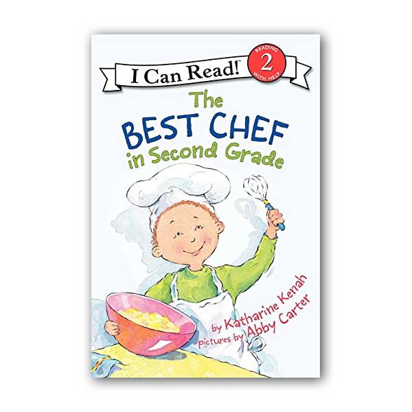 RL 2.7 : I Can Read Level 2 : The Best Chef in Second Grade (Paperback)