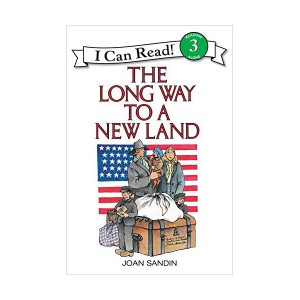 RL 2.7 : I Can Read Level 3 : The Long Way to a New Land (Paperback)