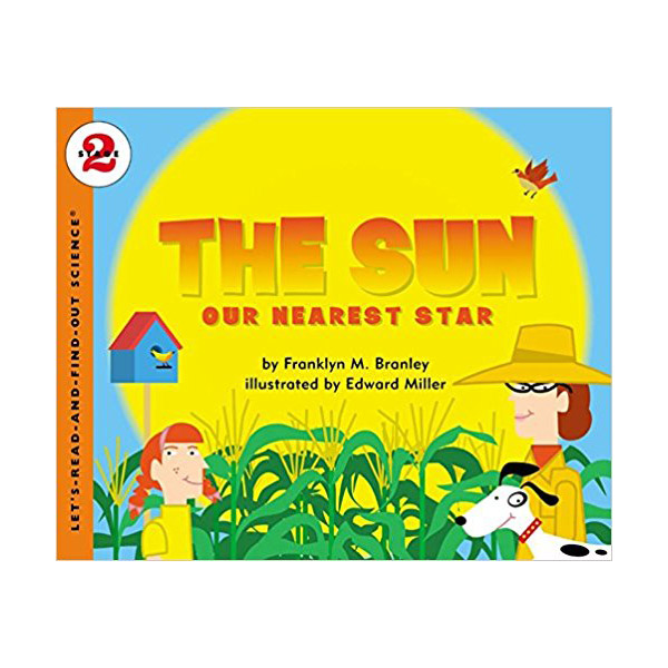 RL 2.7 : Let's Read And Find Out Science 2 : The Sun: Our Nearest Star (Paperback)