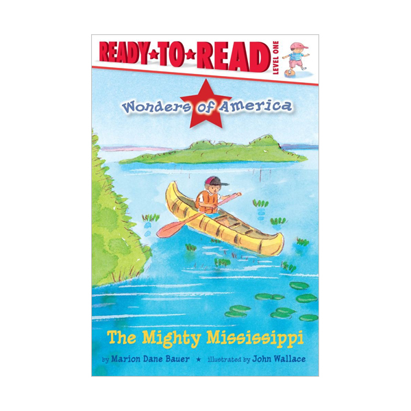 RL 2.7 : Ready To Read 1 : Wonders of America : The Mighty Mississippi (Paperback)