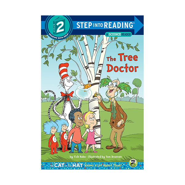 RL 2.7 : Step into Reading 2 : Dr. Seuss : The Tree Doctor (Paperback)