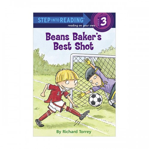 RL 2.7 : Step Into Reading 3 : Beans Baker's Best Shot (Paperback)