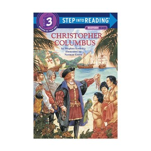 Step Into Reading 3 : Christopher Columbus (Paperback)