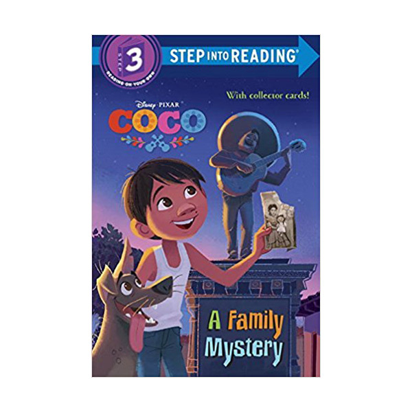 RL 2.7 : Step into Reading 3 : Coco A Family Mystery (Paperback)