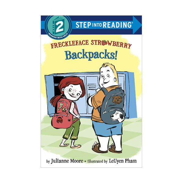 Step into Reading 2 : Freckleface Strawberry: Backpacks! (Paperback)