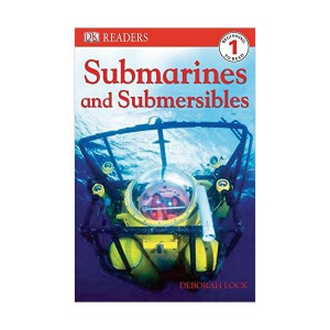DK Readers Level 1 : Submarines and Submersibles (Paperback)