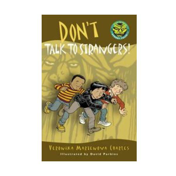 Easy-to-Read Spooky Tales: Don't Talk to Strangers! (Paperback)