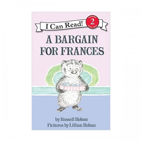 RL 2.8 : I Can Read Level 2 : A Bargain for Frances (Paperback)