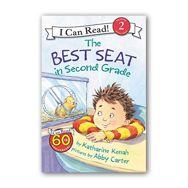RL 2.8 : I Can Read Level 2 : The Best Seat in Second Grade (Paperback)