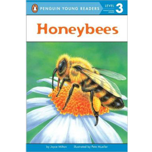 RL 2.8 : Puffin Young Readers Level 3 : Honeybees (Paperback)