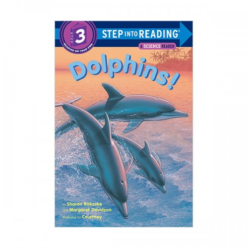 Step Into Reading 3 : Dolphins! (Paperback)