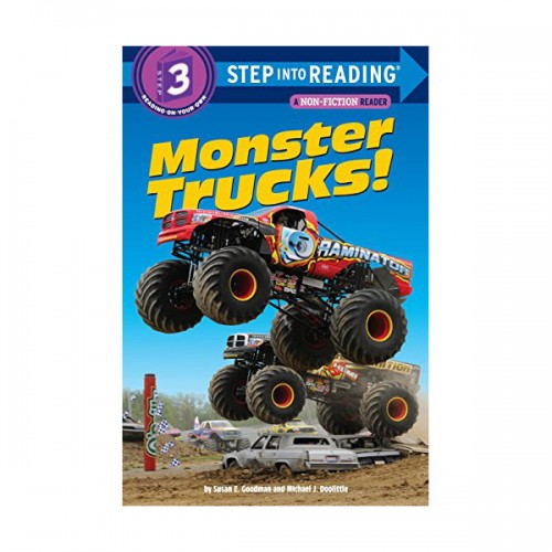 Step Into Reading 3 : Monster Trucks! (Paperback)