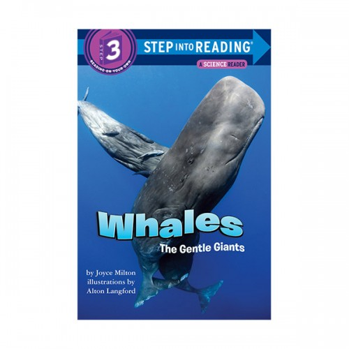 Step Into Reading 3 : Whales : The Gentle Giants (Paperback)