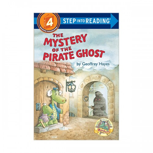 RL 2.8 : Step into Reading 4 : The Mystery of the Pirate Ghost (Paperback)