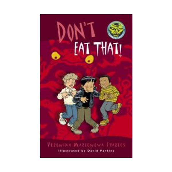 Easy-to-Read Spooky Tales : Don't Eat That! (Paperback)