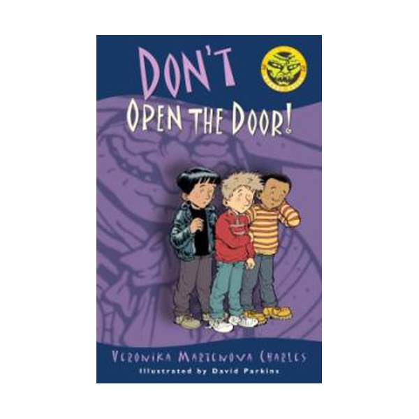 Easy-to-Read Spooky Tales : Don't Open the Door! (Paperback)