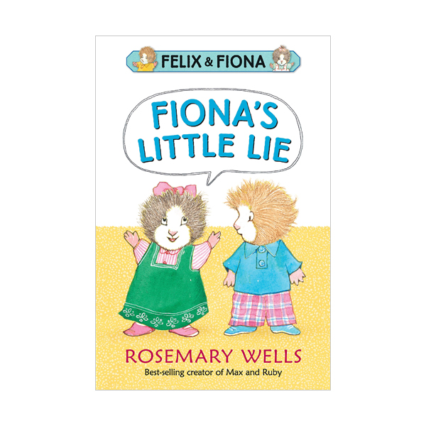 RL 2.9 : Felix and Fiona : Fiona's Little Lie (Paperback)