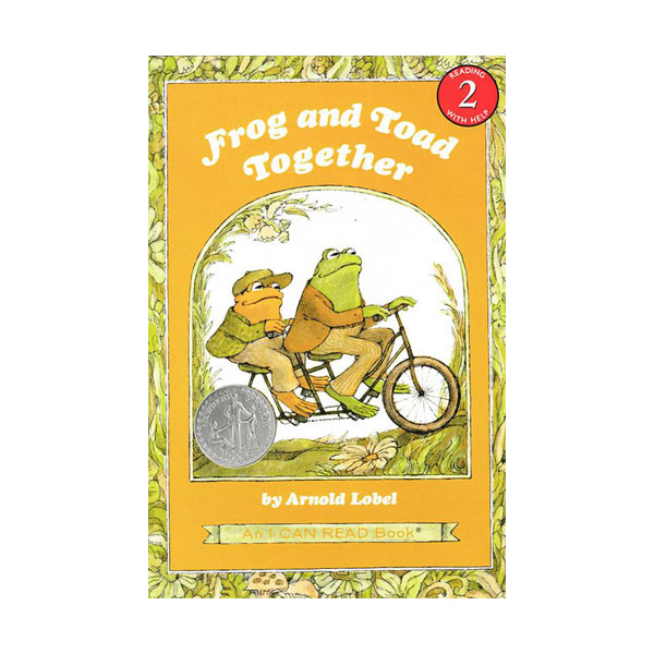 I Can Read Book Level 2 : Frog and Toad Together (Paperback)