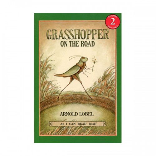 RL 2.9 : I Can Read Book Level 2: Grasshopper on the Road (Paperback)