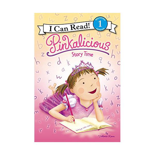 RL 2.9 : I Can Read Level 1 : Pinkalicious : Story Time (Paperback)