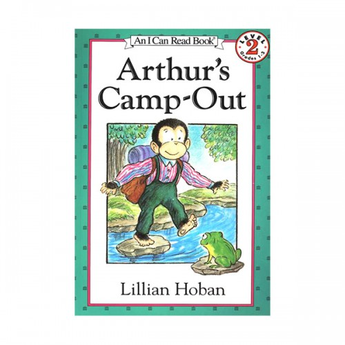 RL 2.9 : I Can Read Level 2 : Arthur's Camp-Out (Paperback)