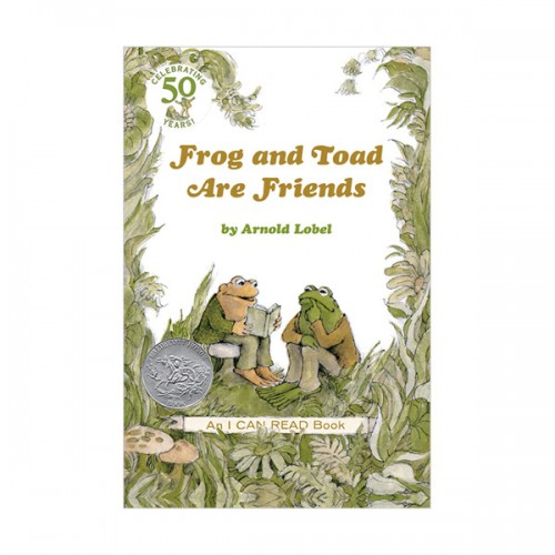 I Can Read Level 2 : Frog and Toad Are Friends : 개구리와 두꺼비는 친구 (Paperback)