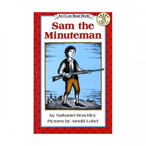 I Can Read 3 : Sam the Minuteman (Paperback)