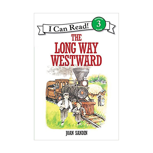 I Can Read 3 : The Long Way Westward (Paperback)