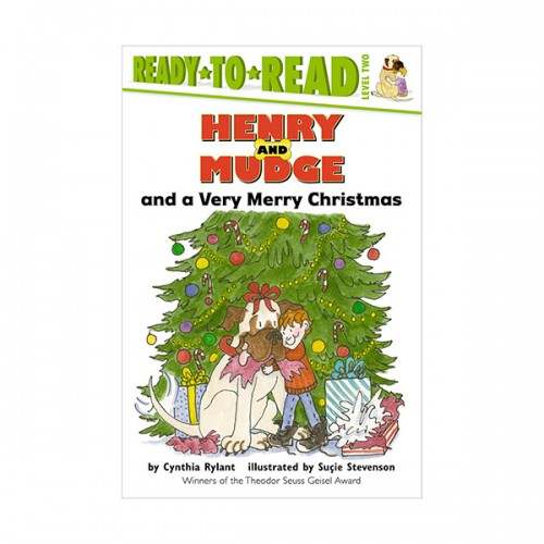 Ready To Read Level 2 : Henry and Mudge and a Very Merry Christmas (Paperback)