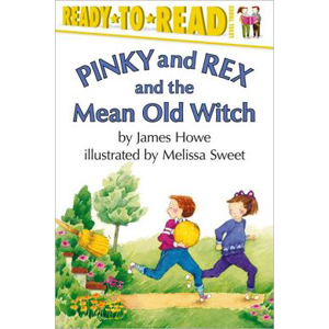 RL 2.9 : Ready To Read 3 : Pinky and Rex and the Mean Old Witch (Paperback)