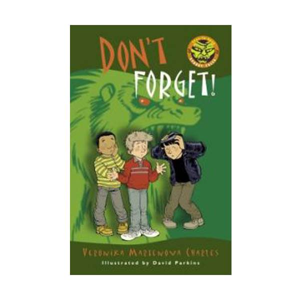 Easy-to-Read Spooky Tales : Don't Forget! (Paperback)