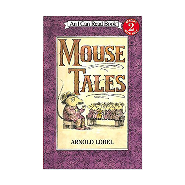 I Can Read Book Level 2: Mouse Tales (Paperback)