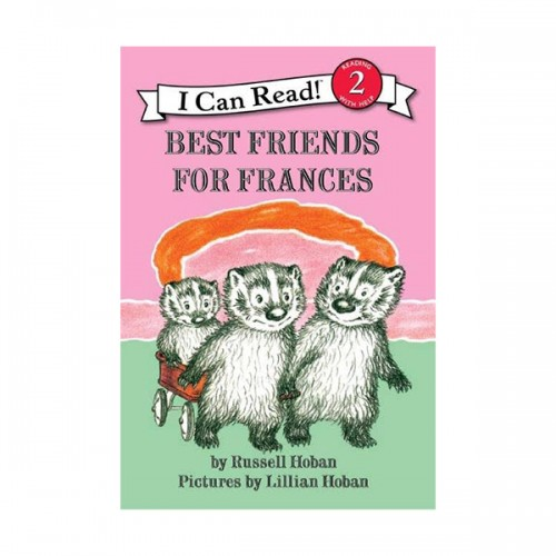 RL 3.0 : I Can Read Level 2 : Best Friends for Frances (Paperback)