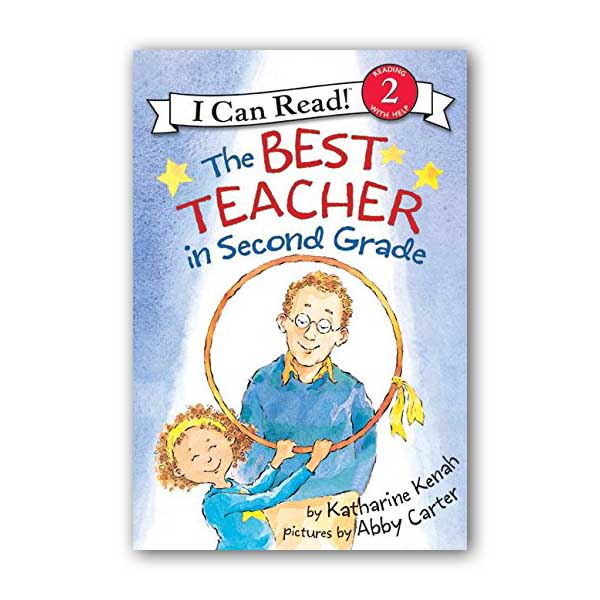 RL 3.0 : I Can Read Level 2 : The Best Teacher in Second Grade (Paperback)