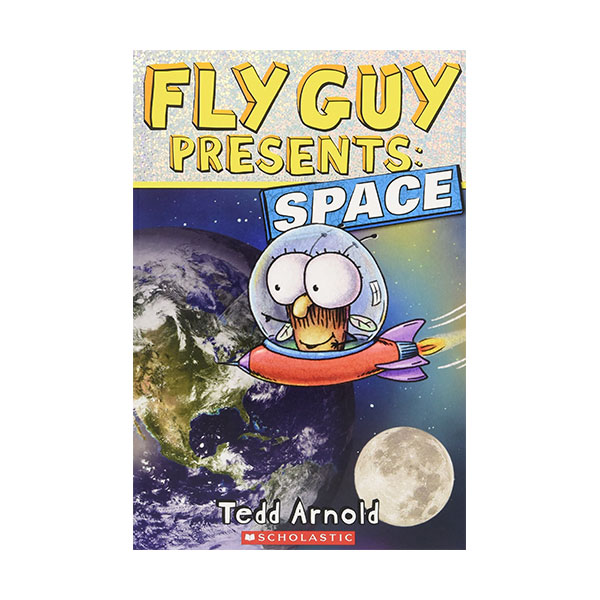 RL 3.0 : Scholastic Reader Level 2 : Fly Guy Presents : Space (Paperback)