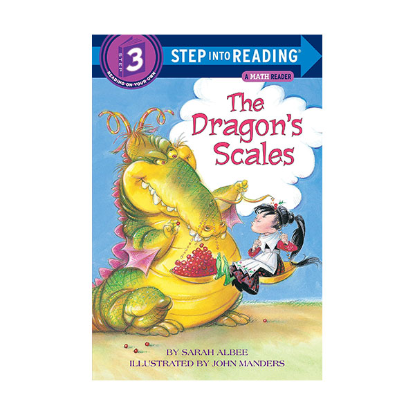 Step Into Reading 3 : The Dragon's Scales (Paperback)