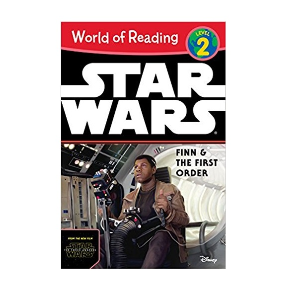 RL 3.0 : World of Reading Level 2 : Star Wars The Force Awakens : Finn & the First Order (Paperback)