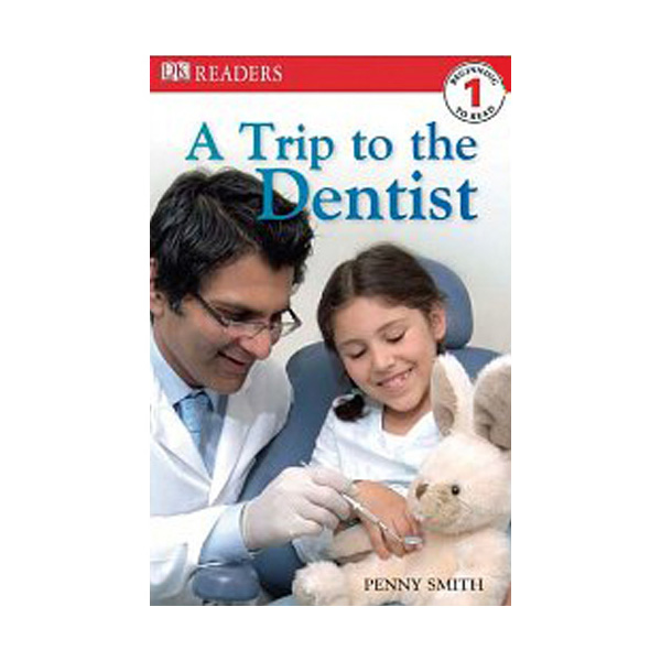 DK Readers Level 1: A Trip to the Dentist (Paperback)