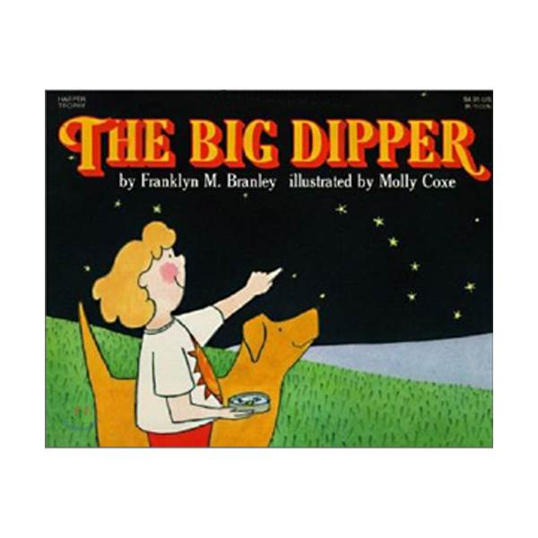 Let's Read And Find Out Science Level 1 : The Big Dipper (Paperback)