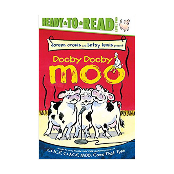 Ready To Read 2 : Dooby Dooby Moo (Paperback)