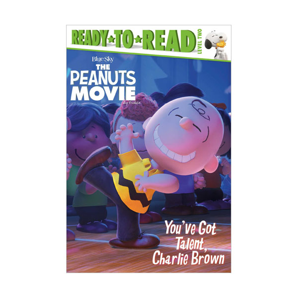 RL 3.1 : Ready To Read 2 : You've Got Talent, Charlie Brown (Paperback)